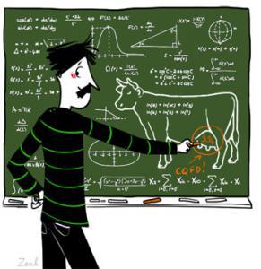 La dictée d'Archibald - La bosse des maths