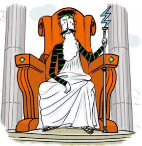 La dictée d'Archibald - Tonnerre de Zeus