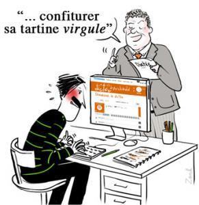 La dictée d'Archibald - Parlons francophone !